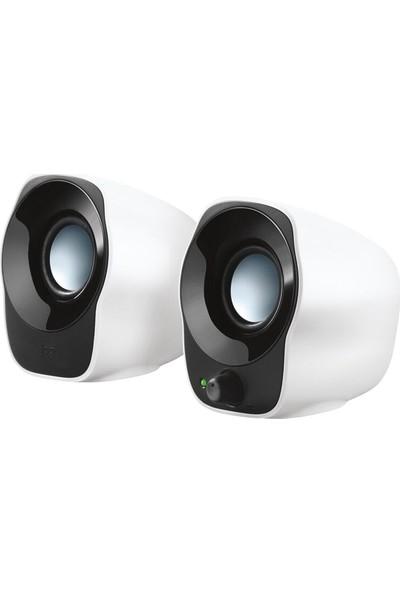 Logitech Z120 Stereo Hoparlör - Siyah