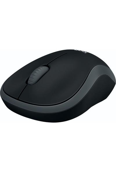 Logitech M185 Kablosuz Mouse-Gri