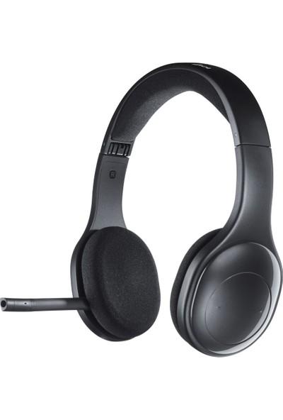 Logitech H800 Kablosuz Kulaklık-Siyah