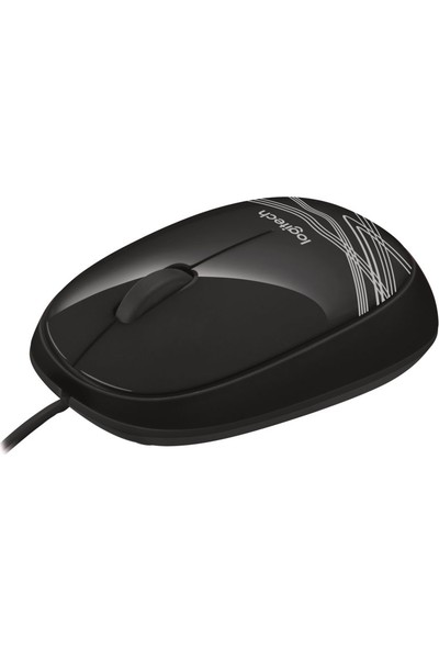 Logitech M105 Optik USB Mouse-Siyah
