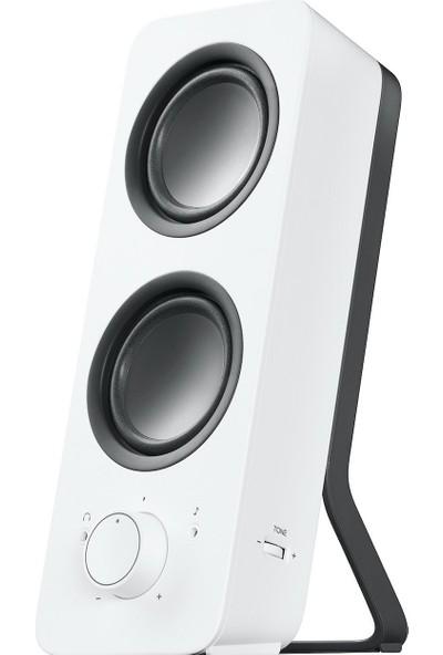 Logitech Z200 Hoparlör - Beyaz