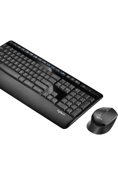 Logitech MK345 Kablosuz Klavye & Mouse Seti-Siyah