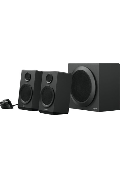Logitech Z333 Multimedia Hoparlör - Siyah