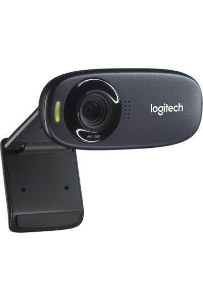 Logitech C310 SIYAH HD Webcam 960-001065 V-U0015