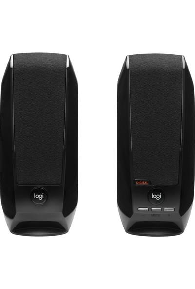 Logitech S150 USB Hoparlör OEM kutulu - Siyah