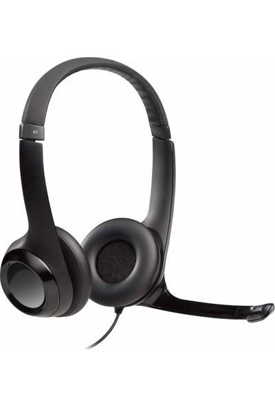 Logıtech H390 Usb Mikrofonlu Kulaklık (981-000406)