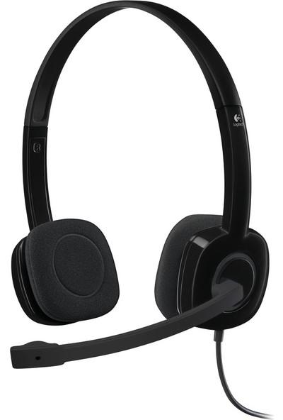 Logitech H151 Mikrofonlu Kulaklık (981-000589)