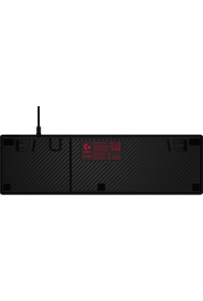 Logitech G G413 Mekanik Oyuncu Klavyesi - Red Led - Siyah