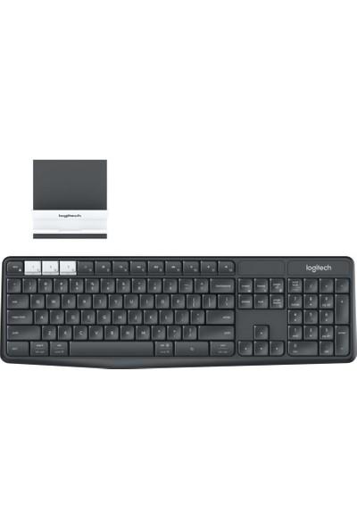 Logitech K375s Kablosuz Klavye-Siyah