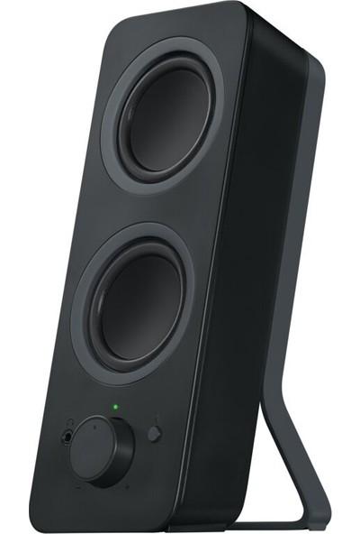 Logitech Z207 Bluetooth® Bilgisayar Hoparlör - Siyah