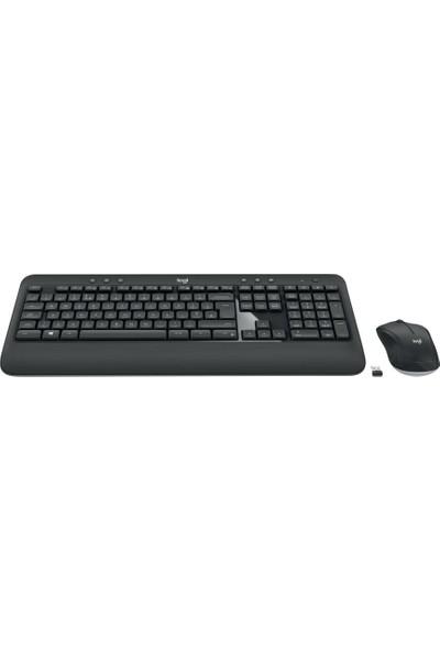 Logitech MK540 Kablosuz Klavye & Mouse Seti-Siyah