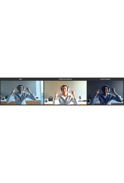 Logitech Brio 4K Yayıncı Webcam -Siyah