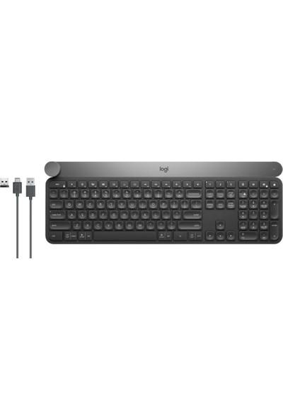 Logitech Craft Advanced Klavye-Siyah