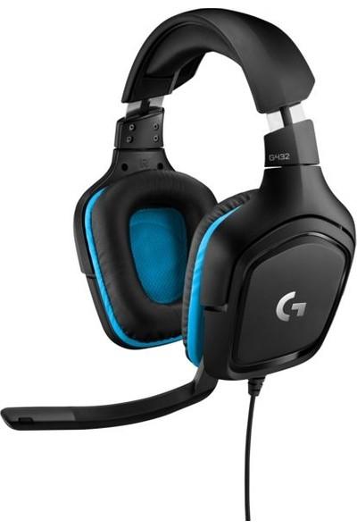 Logitech G G432 7.1 Surround Ses Oyuncu Kulaklığı
