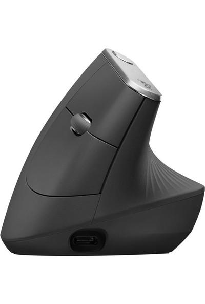 Logitech MX Vertical Gelişmiş Ergonomik Mouse-Siyah