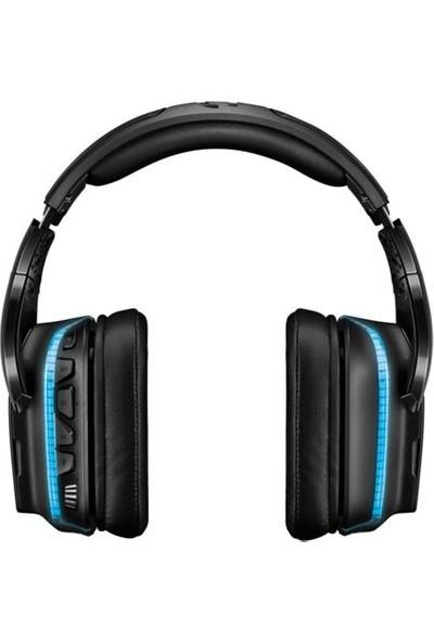 Logitech G G935 Kablosuz 7.1 Lightsync Kablosuz Surround Ses Oyuncu Kulaklığı