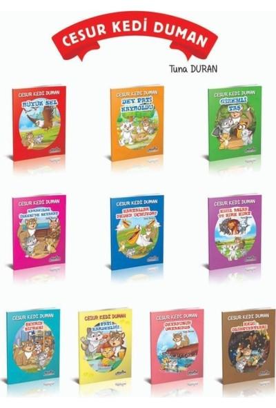 Cesur Kedi Duman'ın Pati Kardeşliği Maceraları 10 Kitap