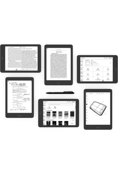 Onyx Boox Nova-2 7.8 Inç Ekranlı E-Kitap Okuyucu Kalem + Kılıf