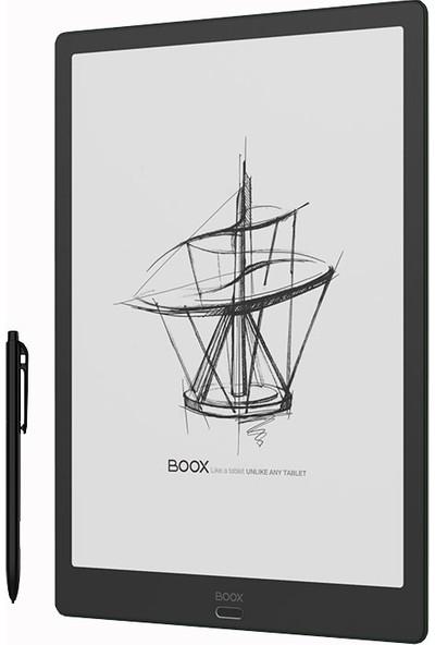 Onyx Boox Max-3 E-Kitap Okuyucu + Monitör 13.3 Inç Ekranlı Kalem + Kılıf