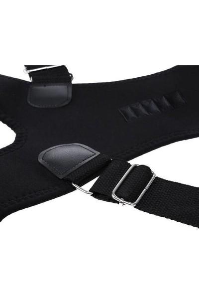 Ankaflex Manyetik Sırt Bel Destekli Erkek Kadın Dik Durma Korsesi