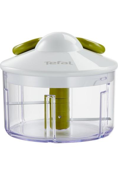Tefal K1330404 Manual 500 ml Kapasiteli Rondo ve Doğrayıcı Beyaz - Sarı - 2100105213