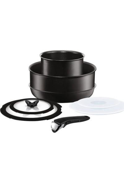 Tefal L6509272 Titanium Ingenio Expertise Orta Set Siyah - 2100103639