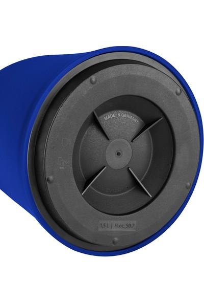 Tefal K3033212 Mambo 1.5 L Kapasiteli Aile Boy Sızdırmaz Termos Mavi - 3100517954