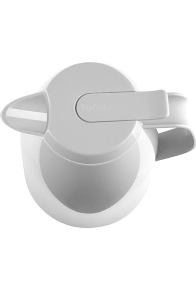 Tefal K3036212 Mambo 1.5 L Kapasiteli Sızdırmaz Termos Parlak Beyaz - 3100517961