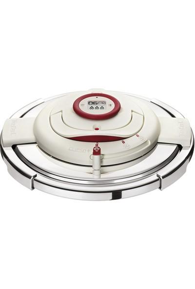 Tefal P4410766 6 L Clipso + Precision v2 Düdüklü Tencere - 1500438866