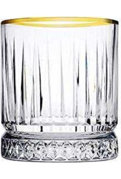 Paşabahçe 4'lü Elysia Viski Bardağı 355 cc 520004