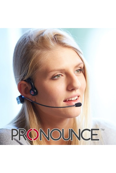 Pronounce Ingilizce Öğrenme Kulaklığı