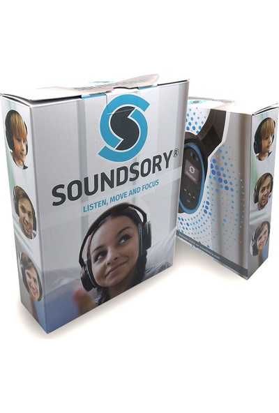 Soundsory Dikkat ve Odaklanmayı Güçlendirme Kulaklığı