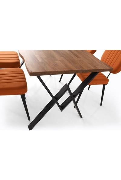 VRL Natura Mutfak Masası Nico Sandalye Takımı