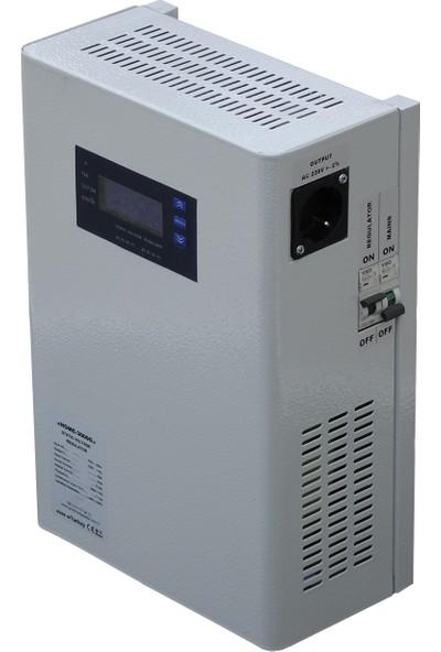 Enpa Statik Voltaj Regülatörü Monofaze 3 Kva, 20A, 149/250V, 500V/S