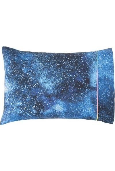 Taç Boutique 50 x 70 cm Percale Yastık Kılıfı Starry
