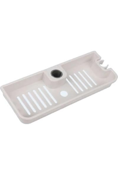 Genx Banyo Duş Organizer Plastik Sabunluk