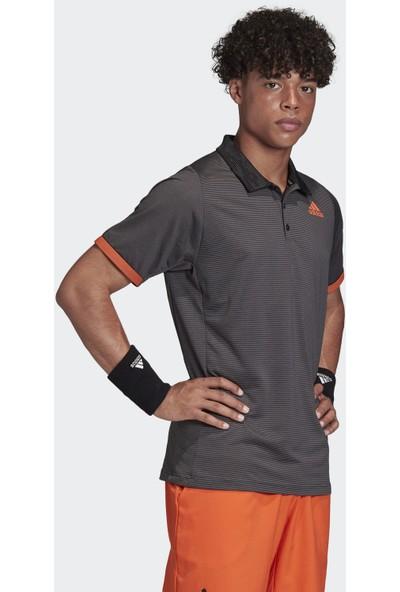 Adidas FK0813 Flft Polo Pblue Erkek T-Shirt