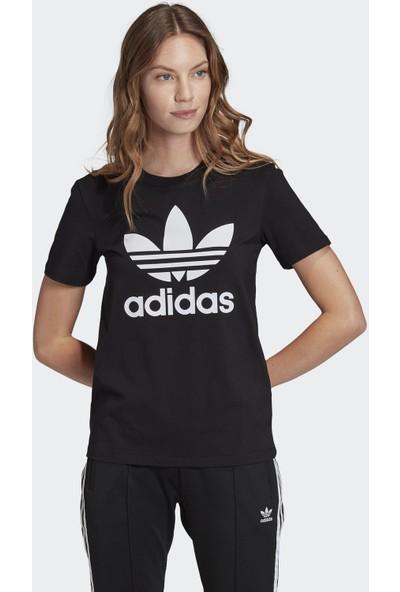 adidas FM3311 Trefoıl Tee Kadın T-Shirt