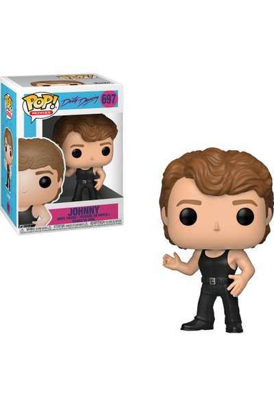Funko Pop Figür Movies Dirty Dancing Johnny