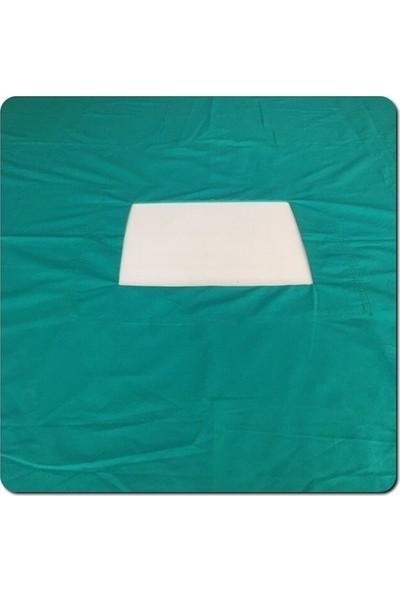 Veteriner Serviyet Bezi - Box Önlüğü (Ameliyathane Bohça Seti)Ameliyat Önlüğü , Doktor Box Gömleği , Çok Kullanımlık Boks Önlüğü