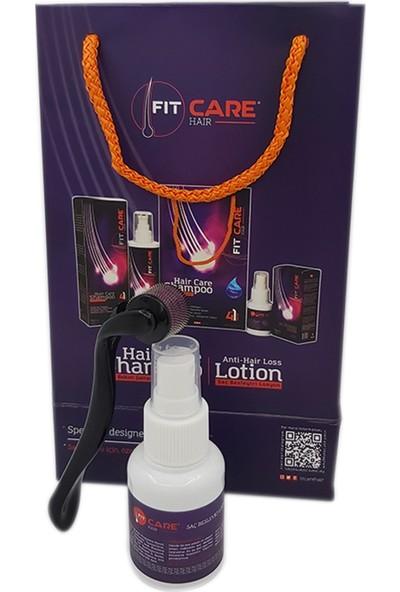 Fitcare Hair Losyon 50 ml + Dermaroller