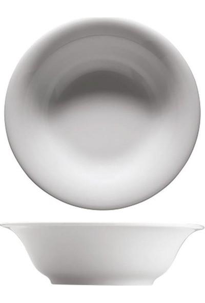 Kütahya Porselen Frig 23 cm Derin Salata Kasesi 6'lı