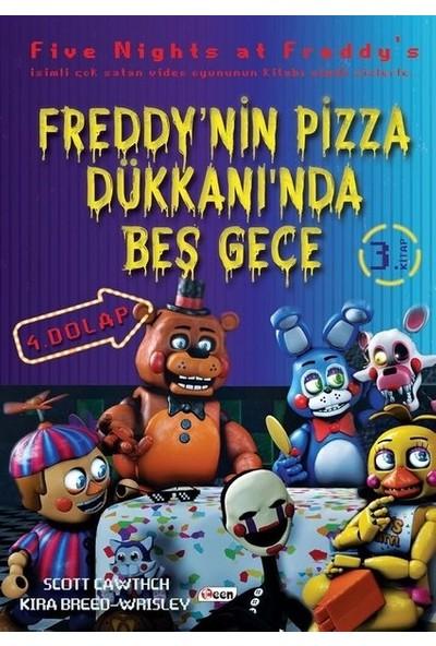 Freddy'nin Pizza Dükkanı'nda Beş Gece-4.Dolap - Scott Cawthon