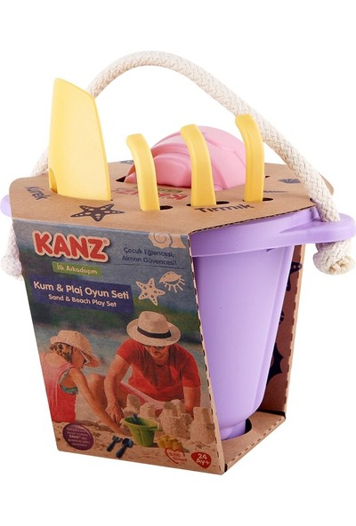 Kanz Kum & Plaj Oyun Seti