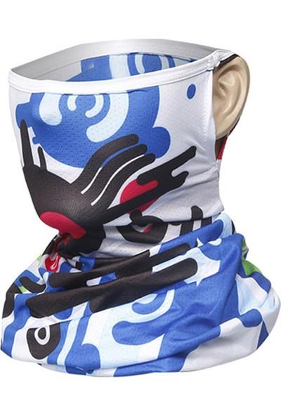 Xintown Boyun Bandana Güneş Kulak Koruma