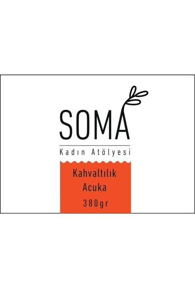 Soma Kadın Atölyesi Acuka Kahvaltılık Salça Sos Katkısız Ev Yapımı - 380 gr
