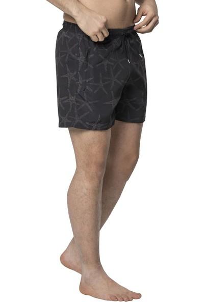 Crozwise Polyester Micro Erkek Deniz Şortu