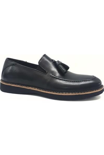 Slope 667018 Erkek Deri Oxford Ayakkabı