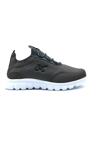 Conpax 025 Füme-Beyaz Airfile Erkek Günlük Ayakkabı