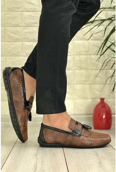 Conpax 118 Taba Rugan Erkek Casual Ayakkabı